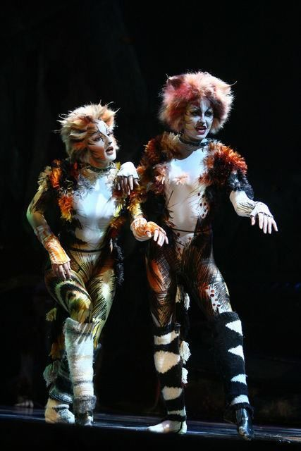 Troika Tour Cats Musical Broadway History Disney Musical