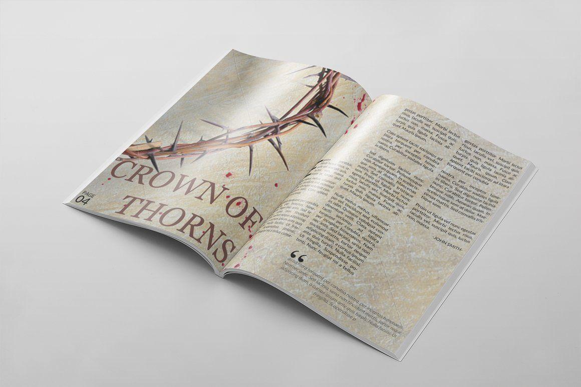 Magazine Template 37 In