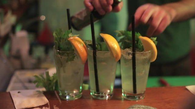 Cocktails, Bar, Drinks, Alcoholic