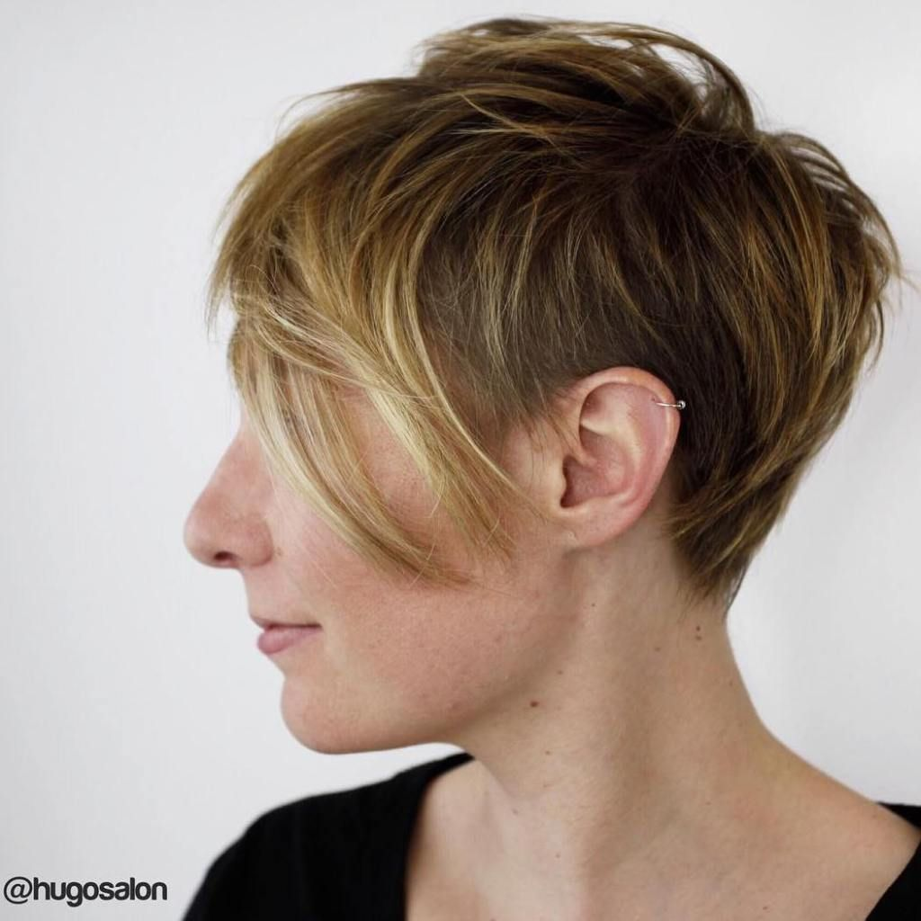 Short haircuts for men with thick hair shag haircuts fine hair and your most gorgeous looks  short shag