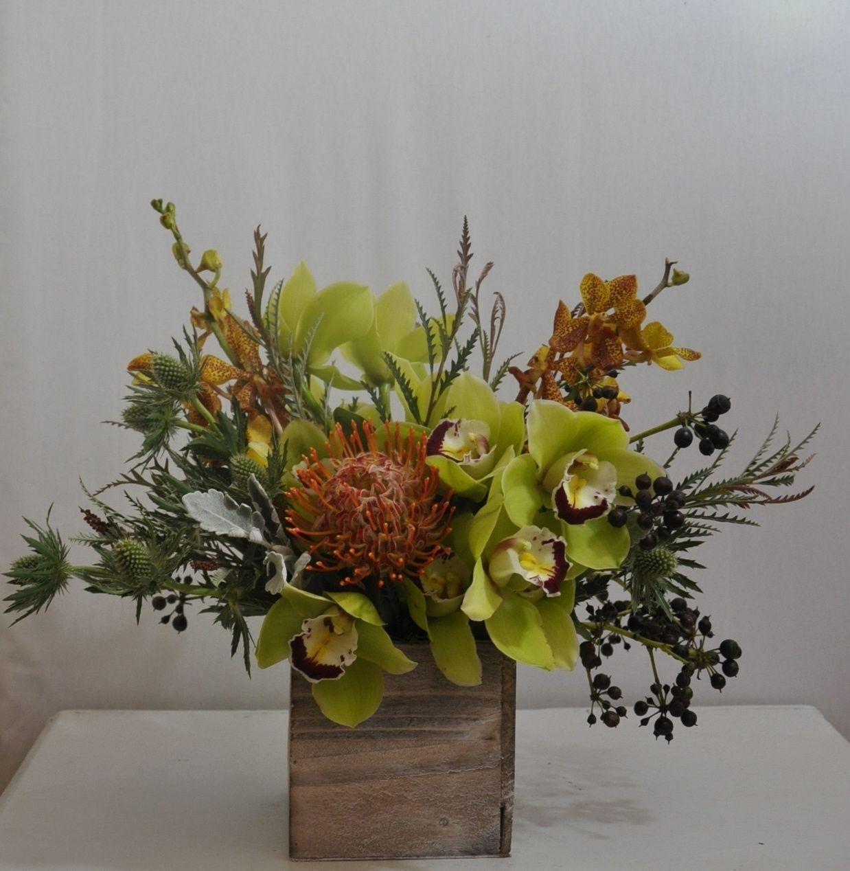 Rachel (With images) Tropical flower arrangements
