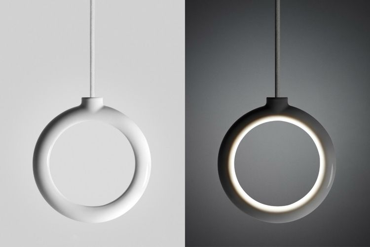 Lampen Aus Keramik Originelle Pendelleuchten Aus Dem 3d Drucker Beleuchtungsideen Leuchten Pendelleuchte