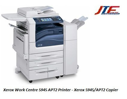 The Multifunctional Xerox 5945 Apt2 Copier Features A