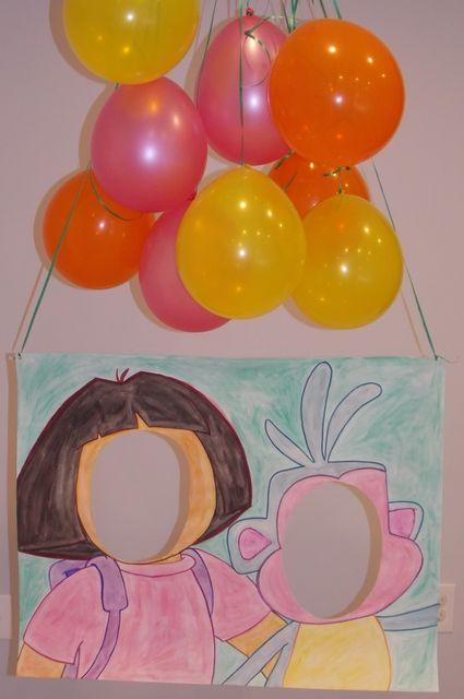 Dora The Explorer Birthday Party Ideas With Images Explorer