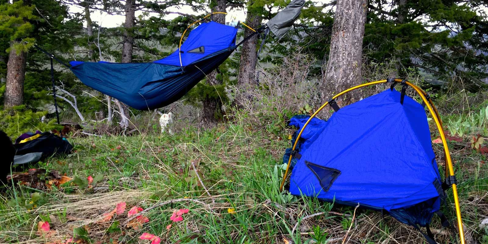 The bivy sack that hangs like a hammock. Versatile and lightweight for any c&ing adventure & The bivy sack that hangs like a hammock. Versatile and lightweight ...