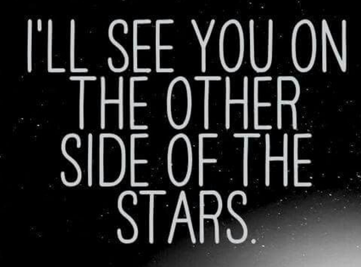 Ashlie Marie Terry Ill See You On The Other Side Of The Stars