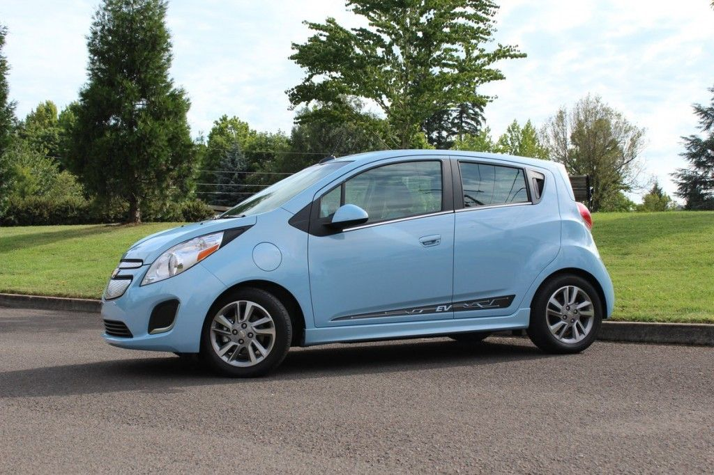 2015 Chevrolet Spark Ev Switches Battery Cells 82 Mile Range