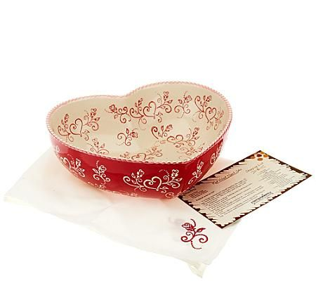 Temp-tations by Tara set of five bowls in Floral Lace