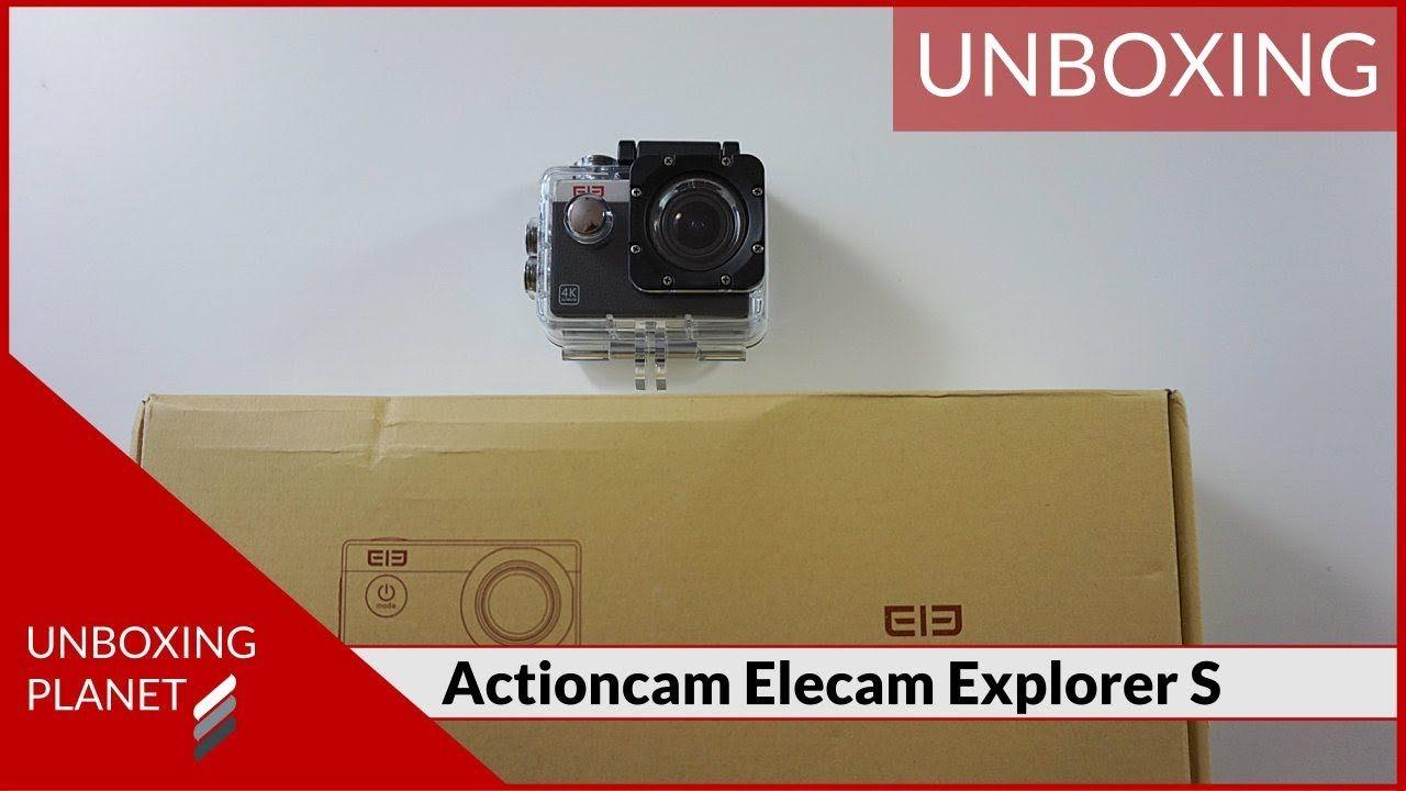 Video Mit Unboxing Der Actioncam Elecam Explorer S Video Unboxing Actioncam Elecamexplorers Videos