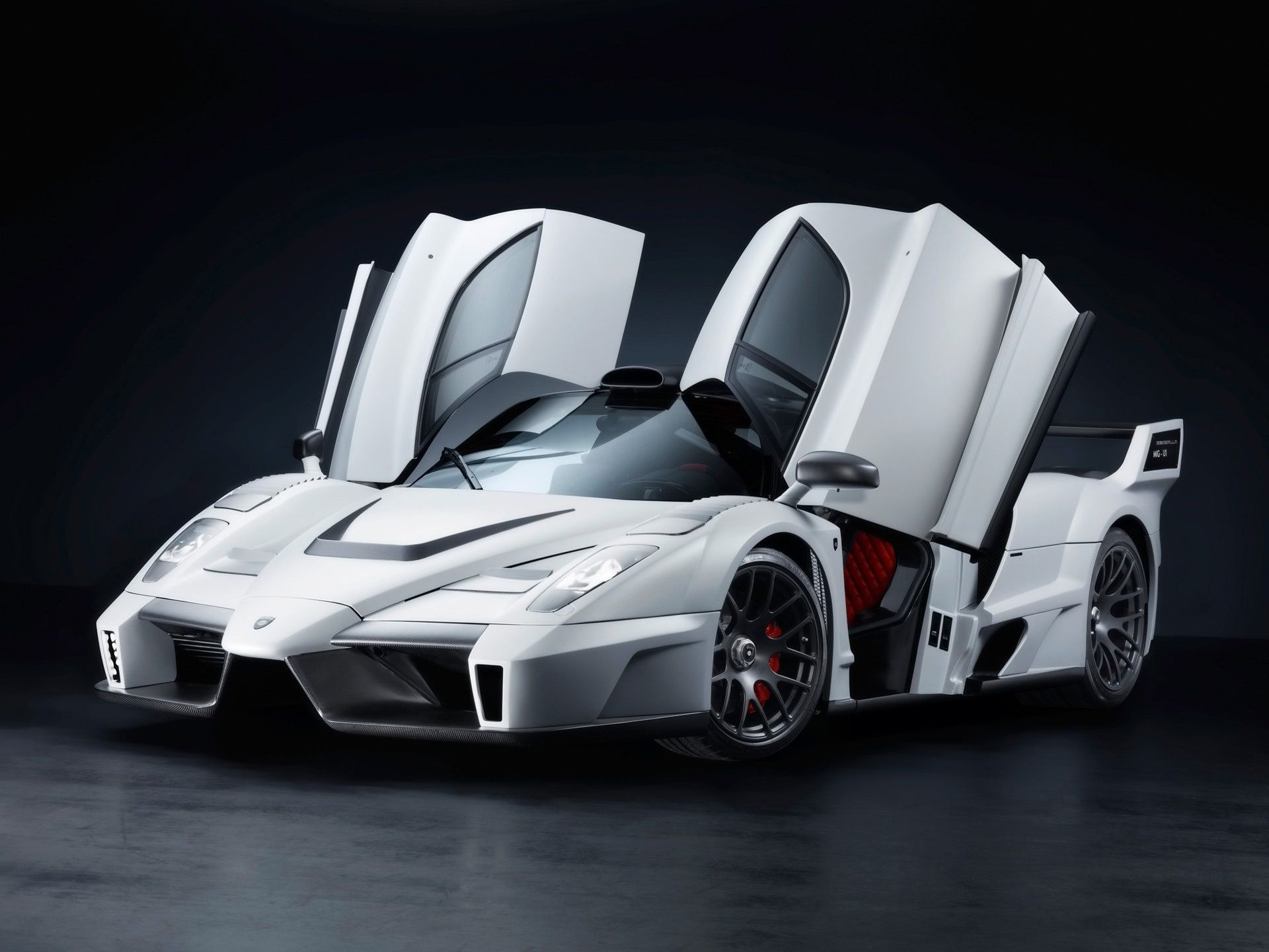 Gemballa Mig U1 Ferrari Enzo Is It A Car Or A Transformer With Images Sports Car Wallpaper Super Sport Cars Ferrari Car