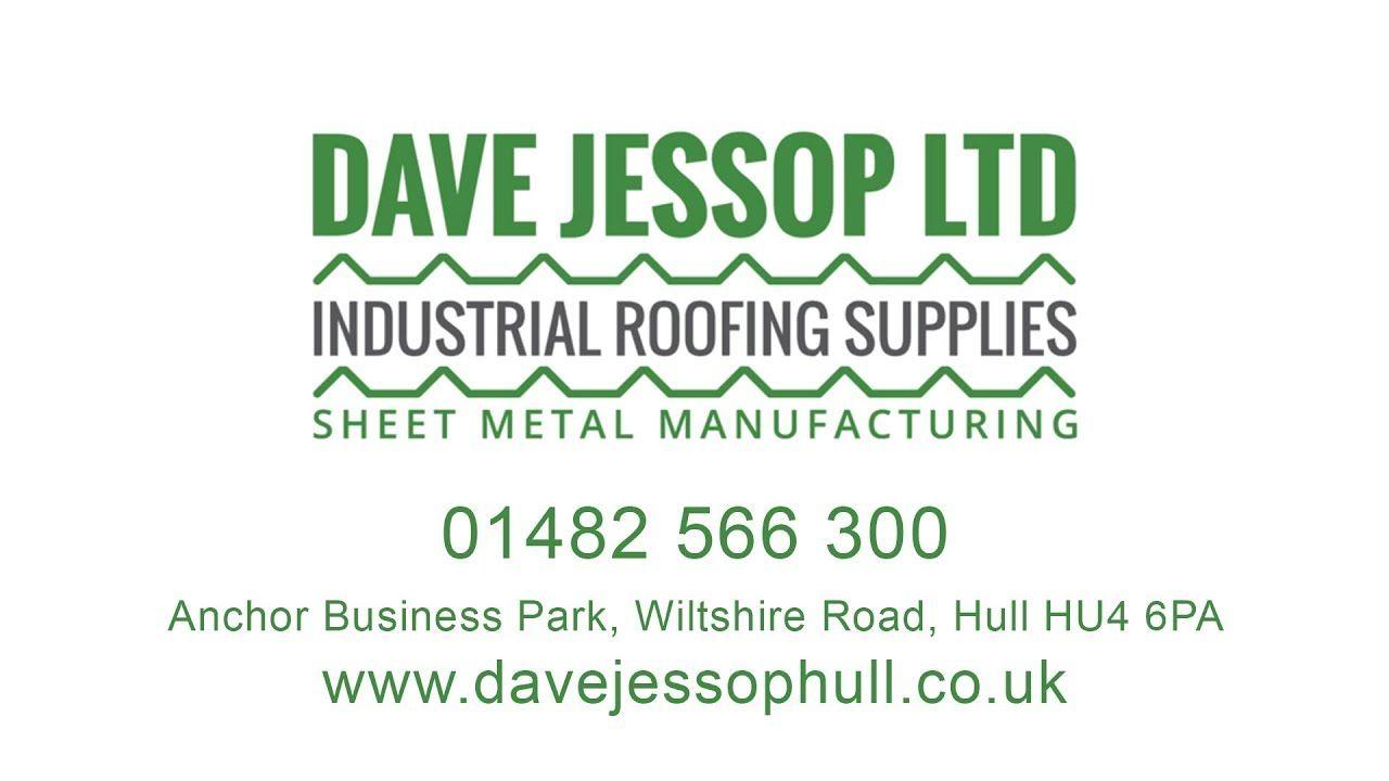 Dave Jessop Ltd Industrial Roofing Supplies In Hull Workshop Industrial Roofing Roofing