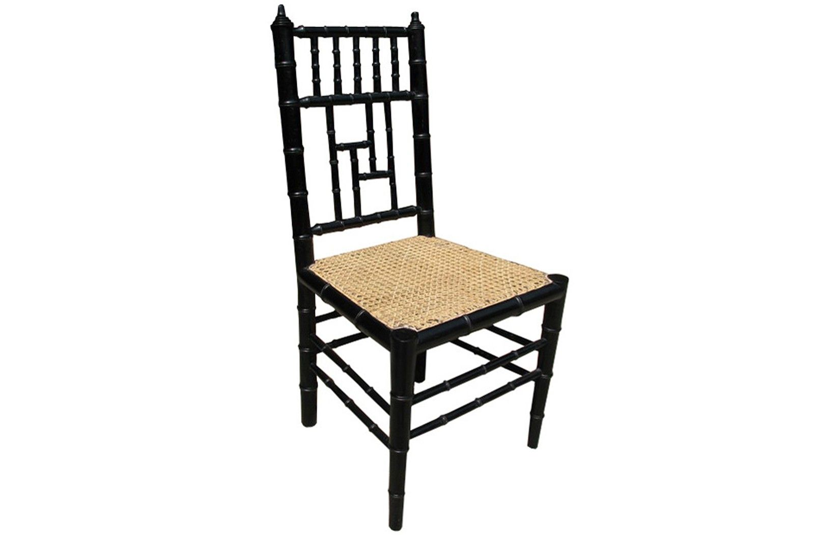 Best Hollywood Chair Hand Rubbed Black Noir Furniture La 400 x 300