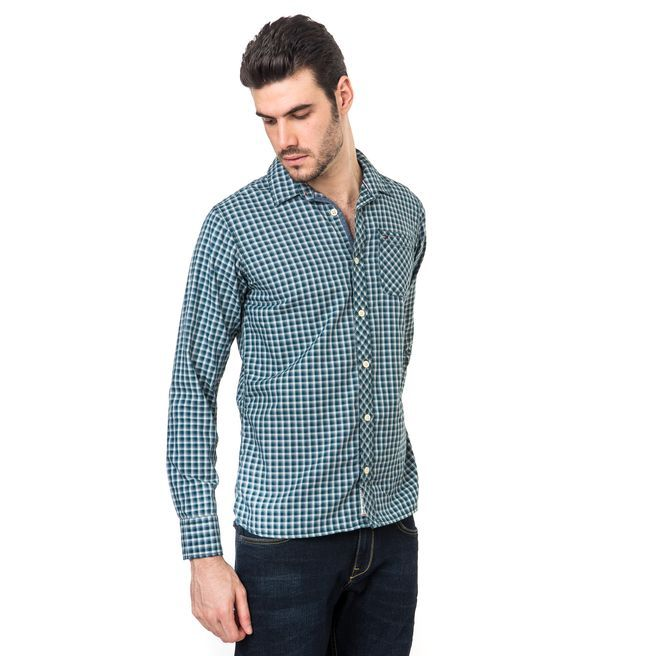 Orby Check Shirt L/s
