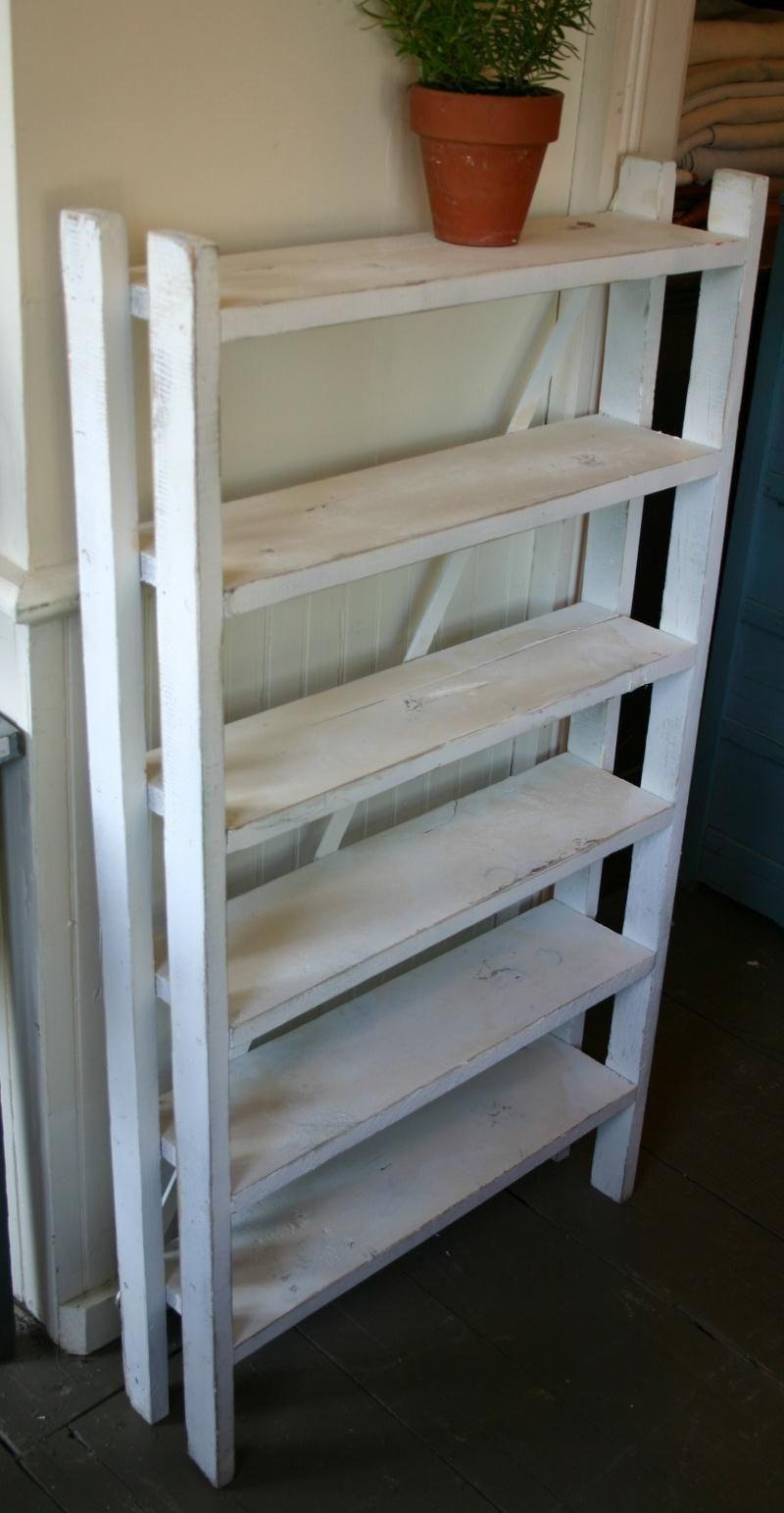 Wood Shelving In A Pantry The Shelves Were Inspired Buy