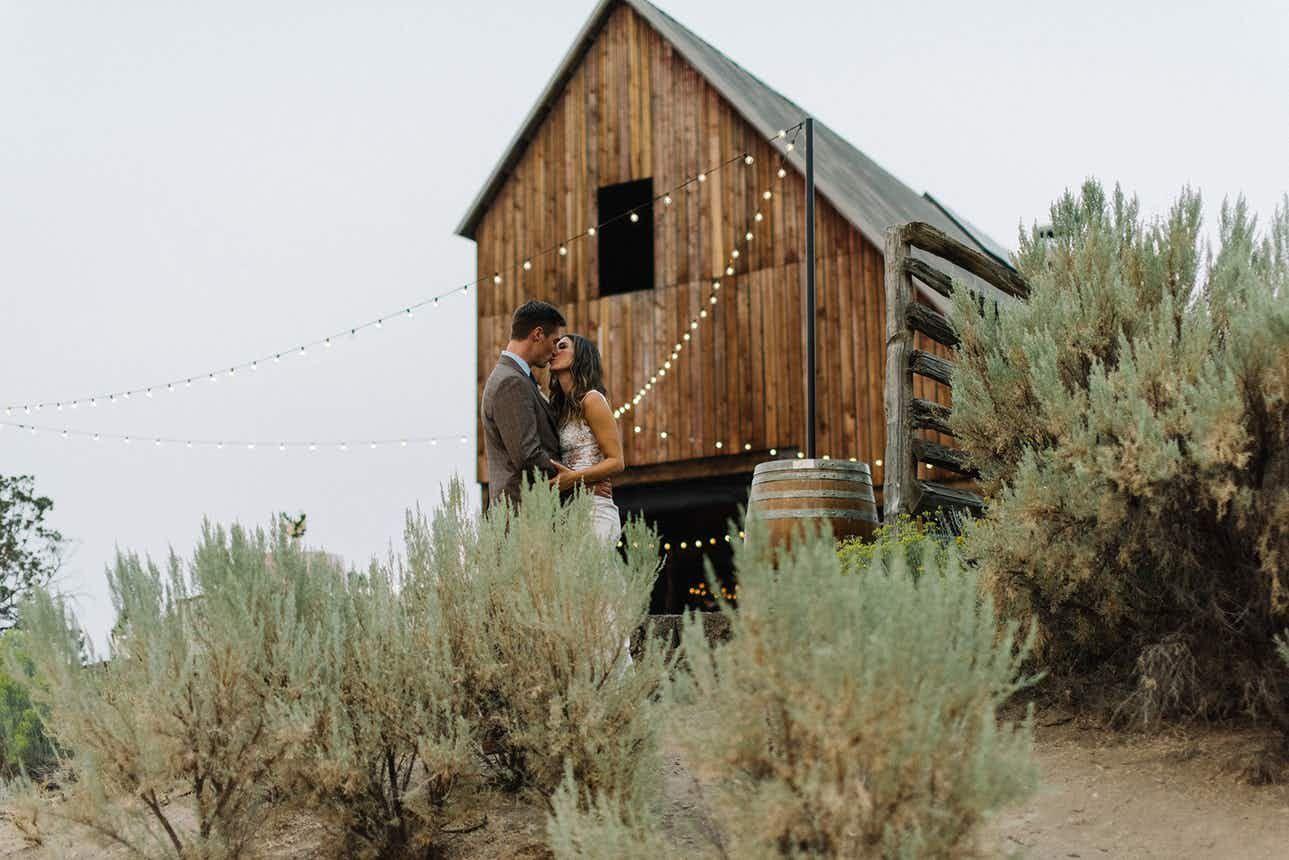Brasada Ranch Powell Butte Weddings Oregon Wedding Venues ...