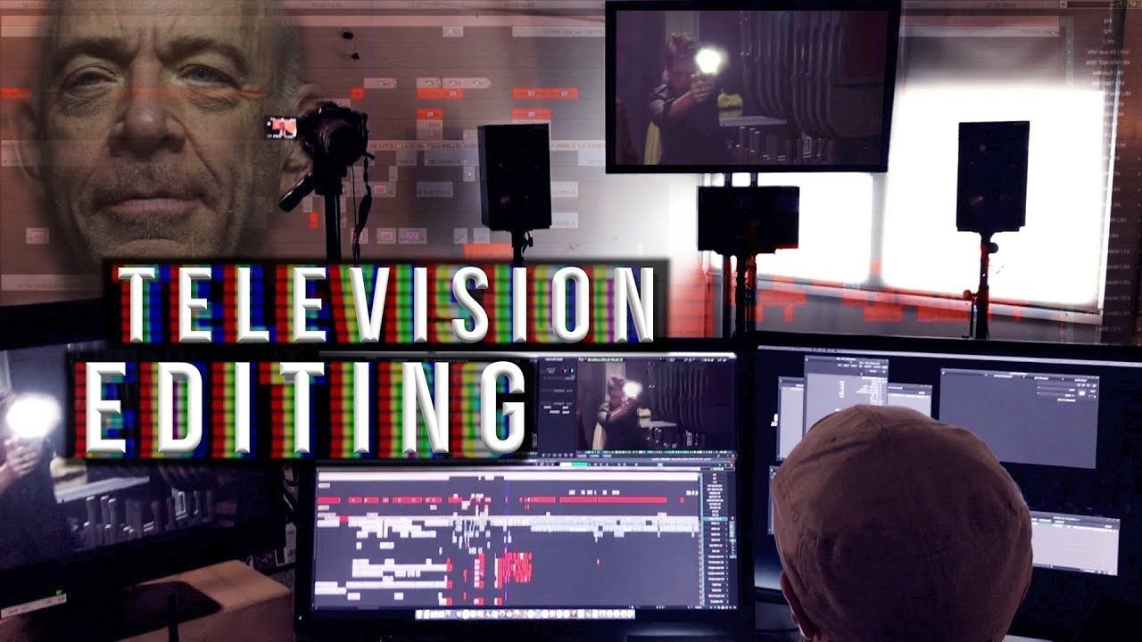 What It Takes To Edit Big Tv Shows Big Tv Show Video Storytelling Techniques
