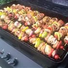 Best Ever Saucy Beef Kabobs Recipe