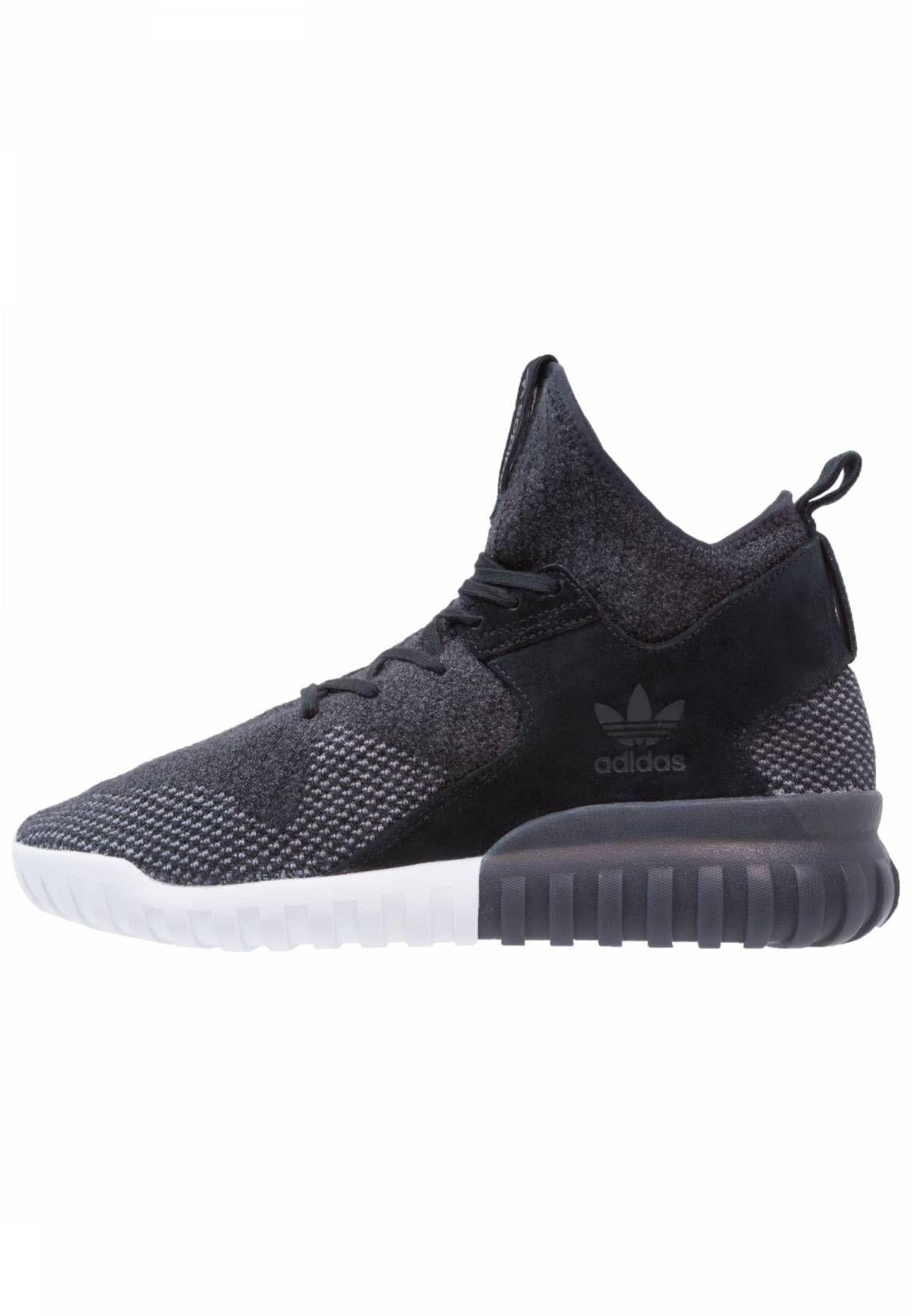 29918465f1db41 adidas Originals. TUBULAR X - High-top trainers - core black dark grey