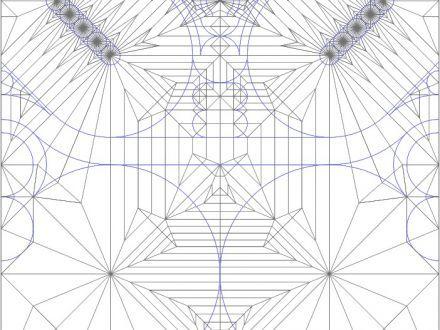 Origami Tessellation Crease Patterns