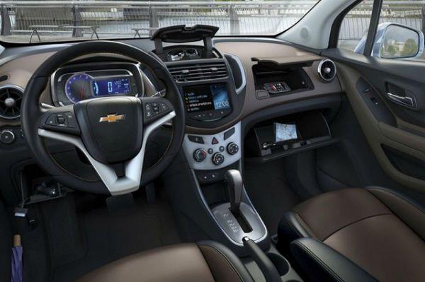 2016 Chevrolet Trax Dashboard Chevrolet Trax Trax Chevrolet