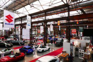 Die Cabrio & Sportscars Salon Düsseldorf präsentiert die Neuheiten