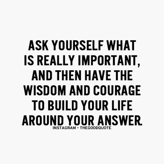Quotes About Whats Important In Life Alluring What's Important  Little Talks  Pinterest  Wisdom What S And