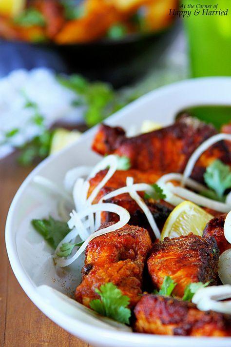 Amritsari Fish Fry Recipe Desi Khana Mithai Pinterest
