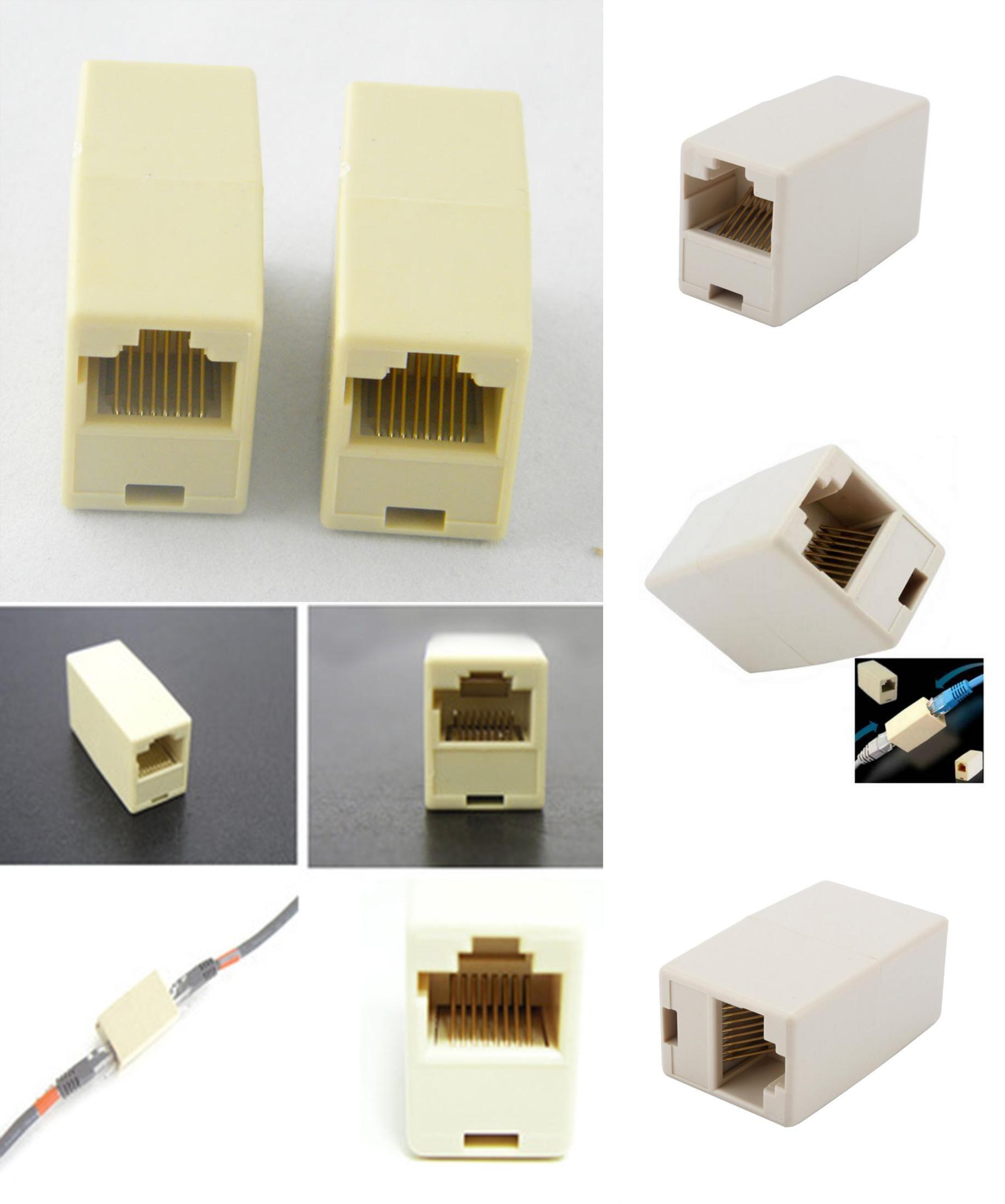 Visit To Buy Hot Selling Portable Cable Joiner Rj45 Adapter Network Ethernet Lan Coupler Connector Extender Plug Advertisem Usb Flash Drive Rj45 Flash Drive
