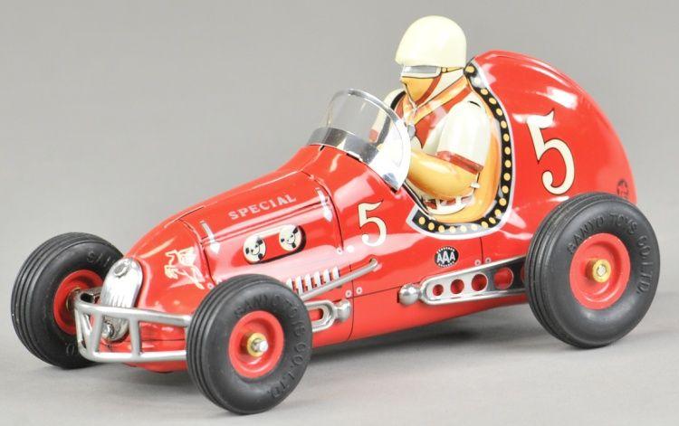 Porción # : 1288 - ETCO SPECIAL FRICTION RACE CAR