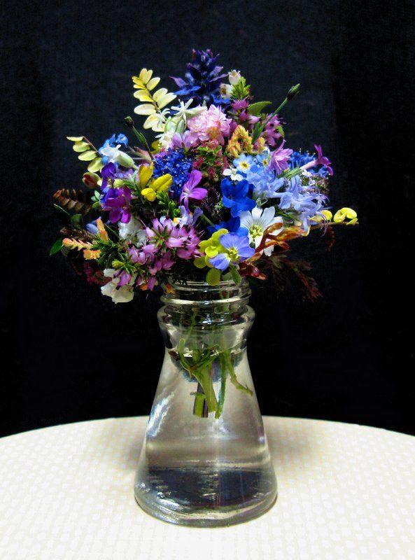 Salt Shaker bouquet