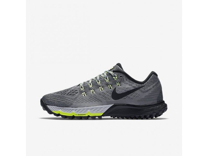 premium selection 69bd9 d09bc ... 50% off nike air zoom terra kiger 3 hommes chaussures pas cher cool  gris wolf best price ...