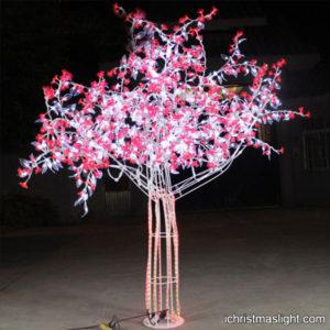 Led Light Up Blossom Tree For Sale Ichristmaslight Led Outdoor Lighting Lights Wedding Decor Led Tree