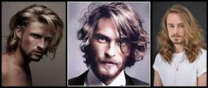 These male' s hairstyles will give you real power