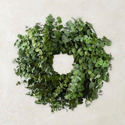Photo of Baby eucalyptus wreath