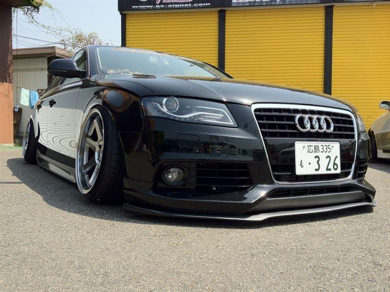 Audi A4 B8 Limo - Low