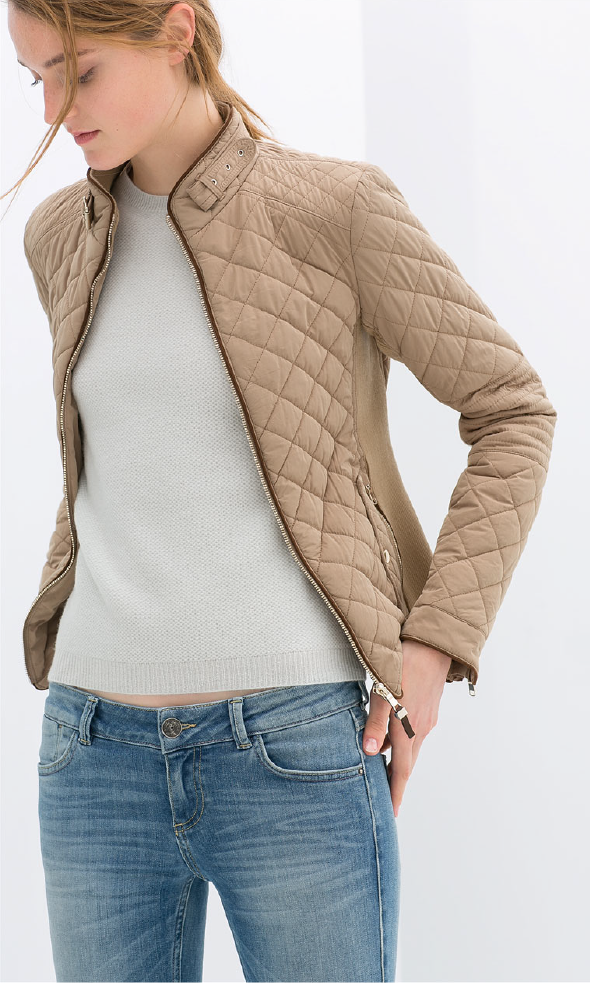 Trend Crush Quilted Quilted Jacket Outfit Quilted Jacket