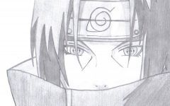 Imagenes Itachi Para Dibujar Dibujos Dibujos De Anime Naruto