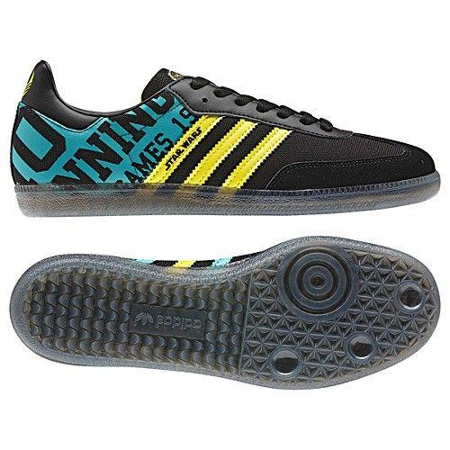 Adidas Originals Star Wars Samba Shoes Hoth Bobsled Shoes Han Luke C3PO