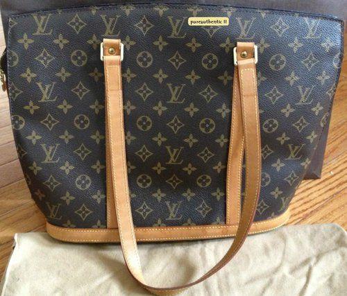 Louis Vuitton Shoulder Bag babylone - $739