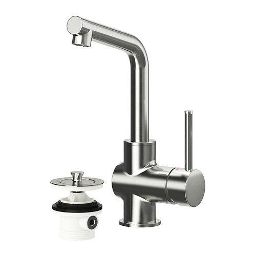 LUNDSKÄR Bath faucet with strainer - IKEA | Bath Ideas | Pinterest ...
