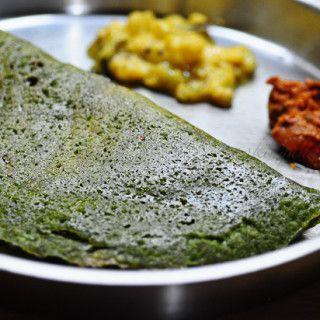Spinach adai keerai adai recipe food fetish pinterest indian food forumfinder Images