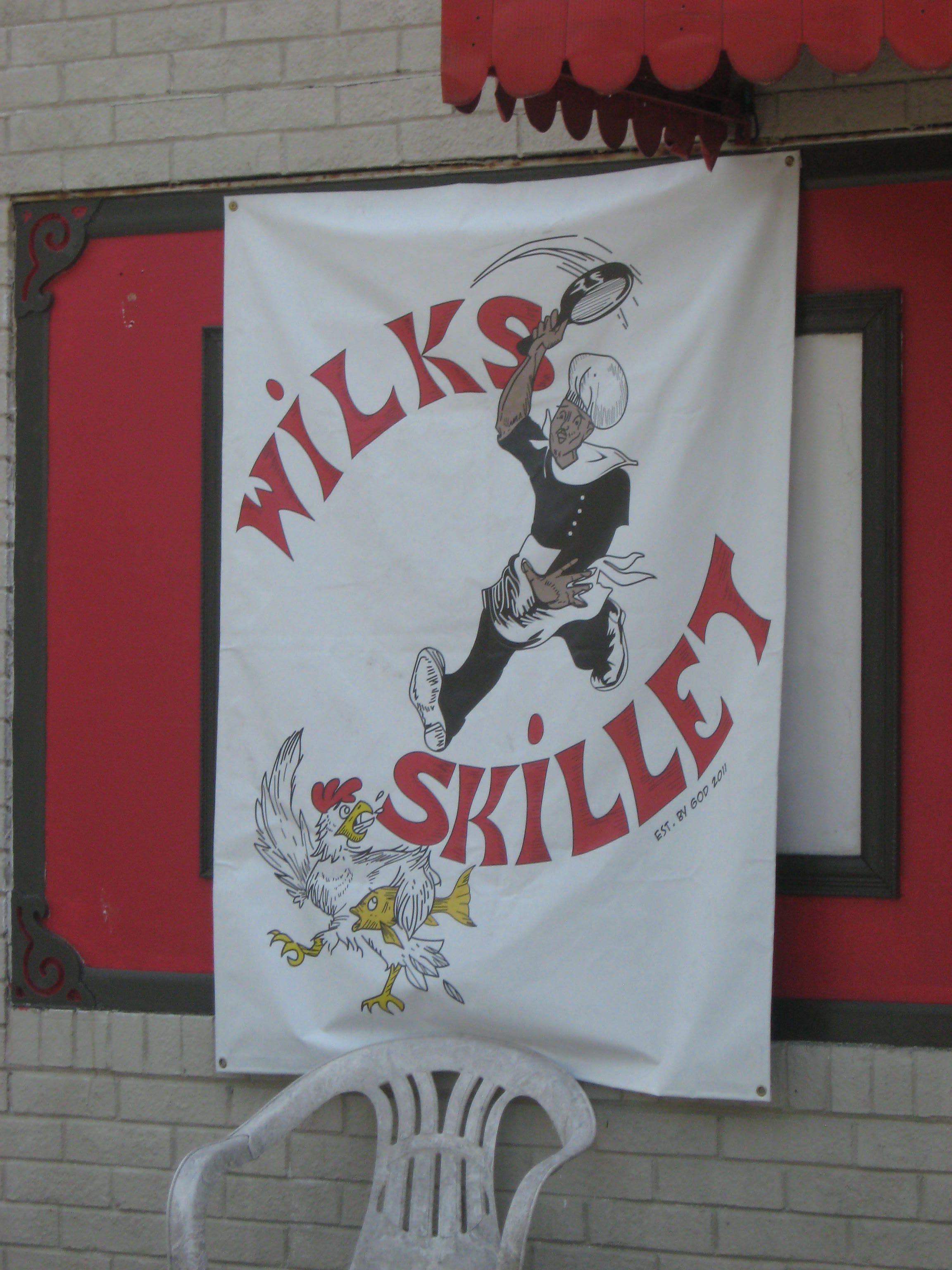 Wilks Skillet Soul Food In High Point Nc Great Food And Owners