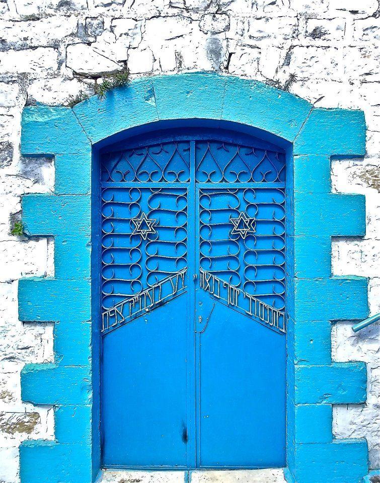 blue blue synagogue door somewhere sleepyhead. Black Bedroom Furniture Sets. Home Design Ideas