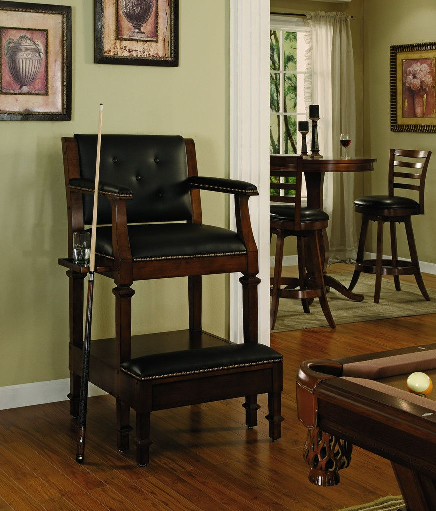 Legacy Billiards Signature Spectator Chair Chesapeake Billiards Chair Furniture Home Decor