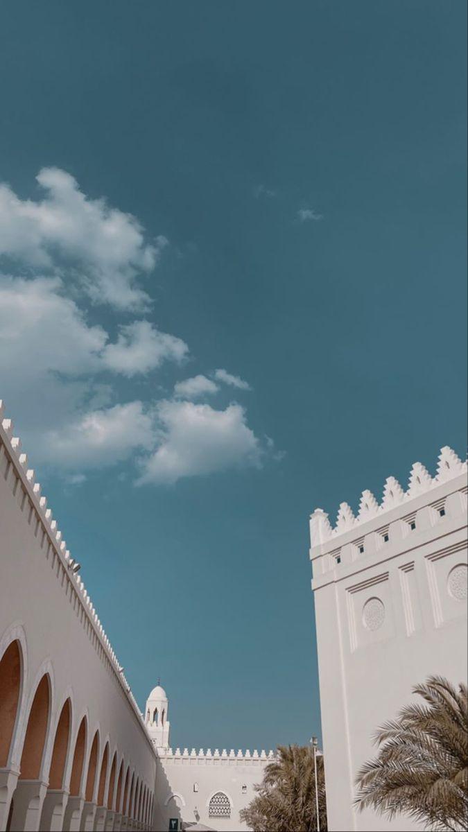 Pin By Kampungislamkepaon On Background Iphone Mecca Wallpaper Islamic Wallpaper Islamic Wallpaper Iphone Aesthetic islamic wallpaper tumblr
