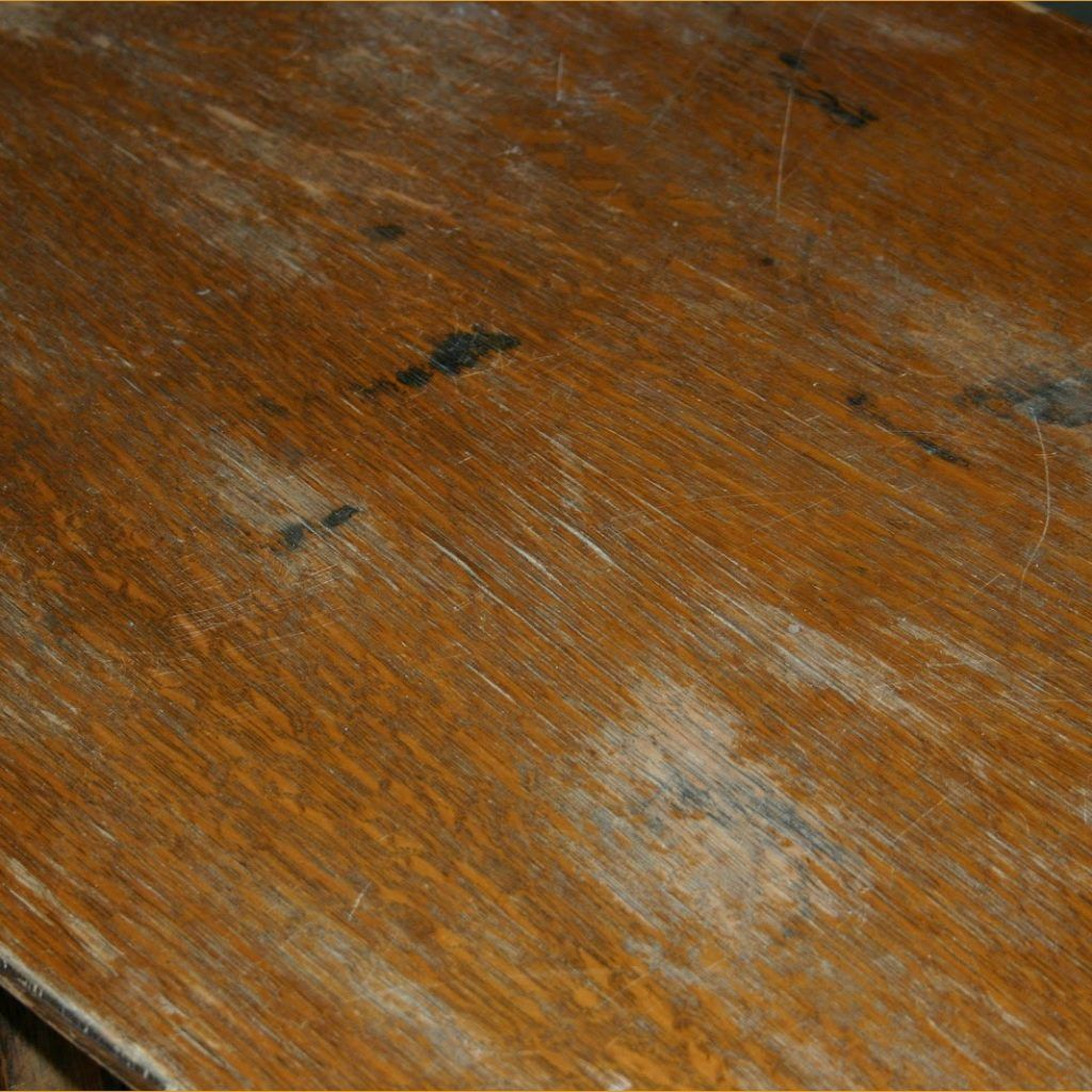 How To Get Rid Of Wet Stains On Wood