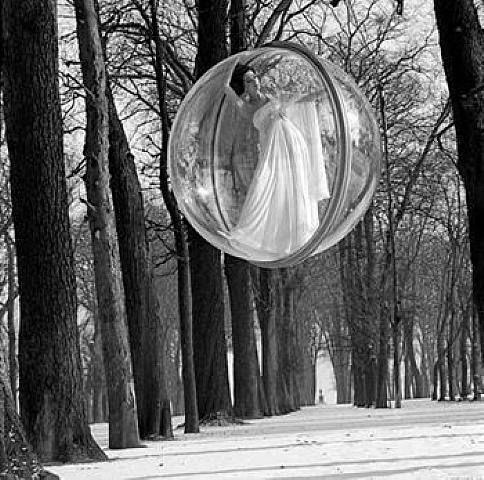 Melvin Sokolsky 'Bubble Series' 1963