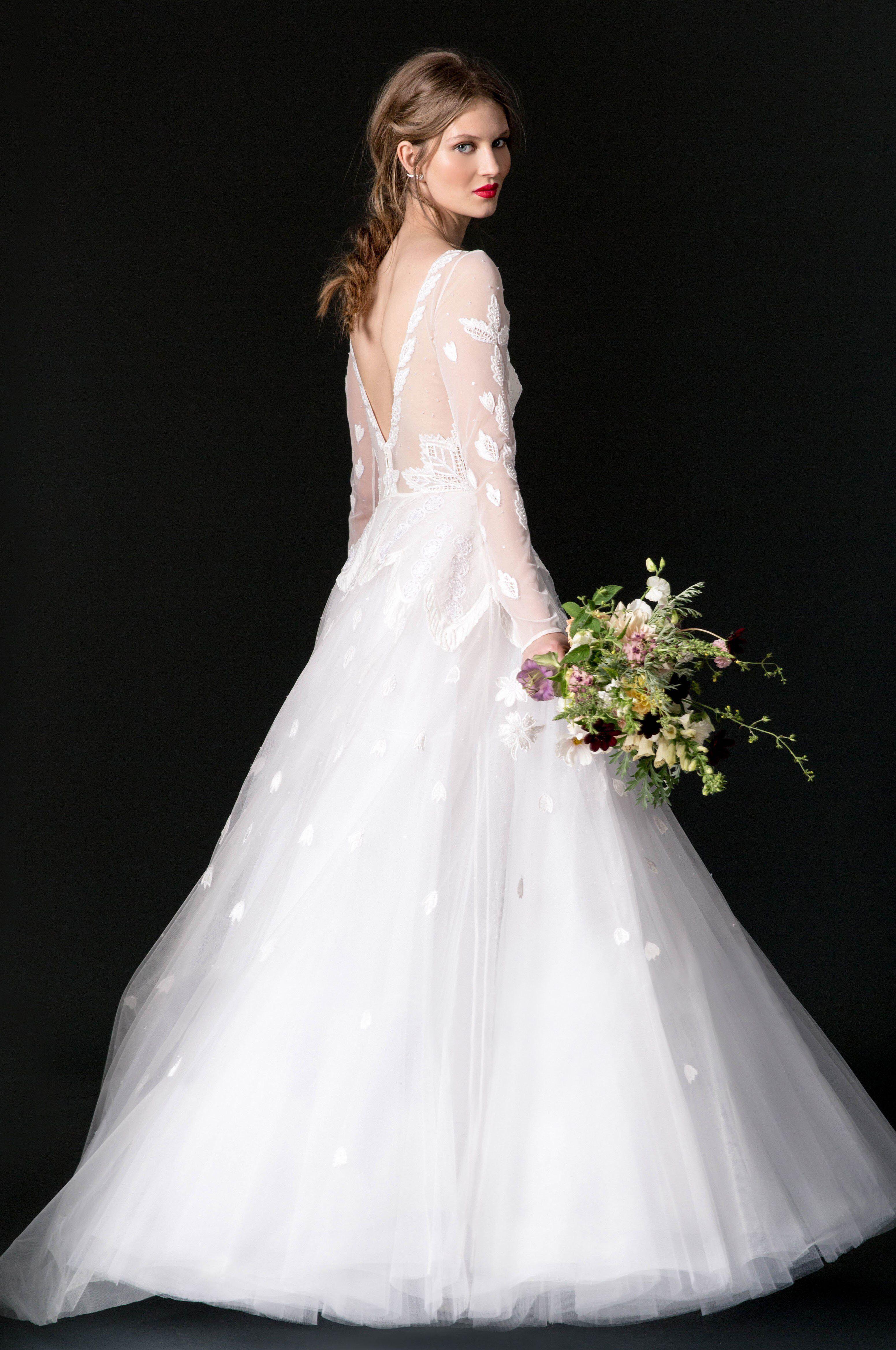 Temperley london bridal fall fashion show temperley wedding