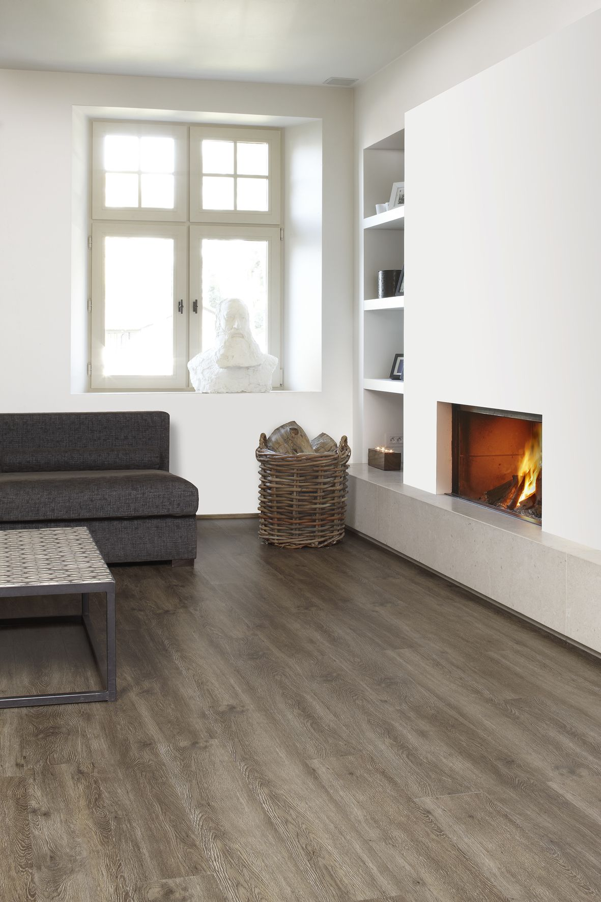Laminate Floor Tiles With Wood Effect Berryalloc Pureloc Collection By Woodco