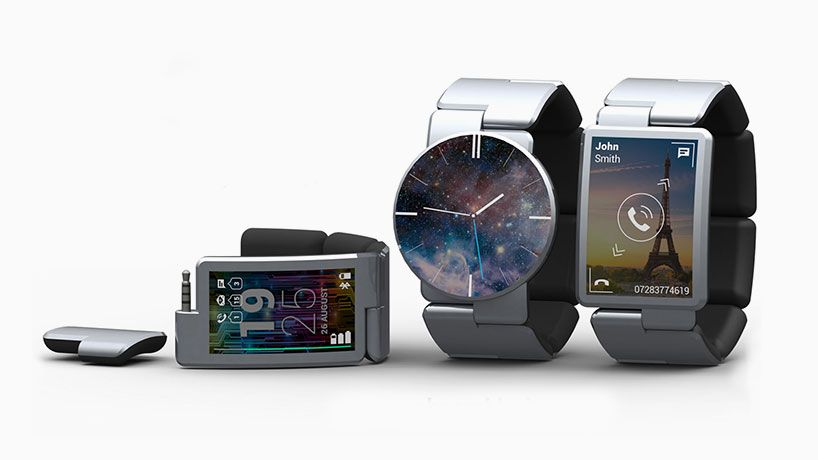 Blocks Open Platform Modular Smartwatch Can Be Customized Almost Infinitely Smart Watch Wearable Device Wearable Electronics